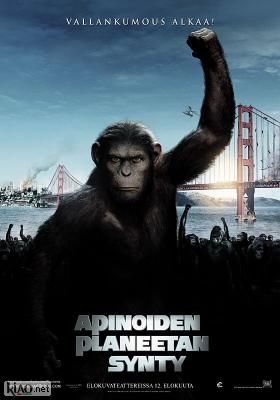 Poster_fi Rise of the Planet of the Apes