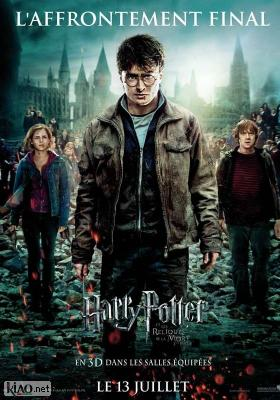 Poster_fr Harry Potter and the Deathly Hallows: Part 2