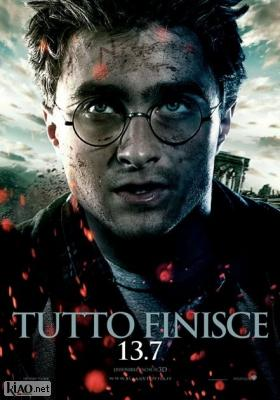 Poster_it Harry Potter and the Deathly Hallows: Part 2