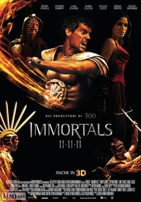 Poster_it Immortals