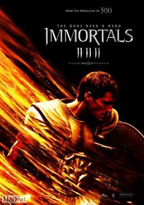 Poster_nl Immortals