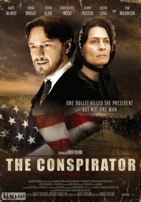 Poster_nl The Conspirator