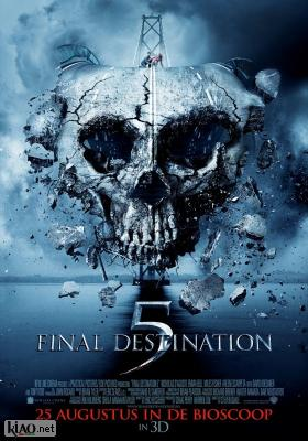 Poster_nl Final Destination 5