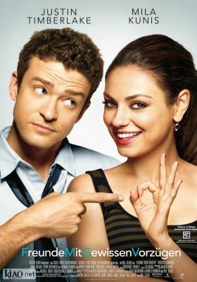 Poster_de Friends with Benefits
