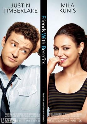 Poster_uk Friends with Benefits