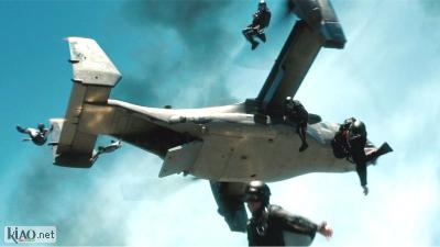 Video Transformers 3 - XTRA: Wingsuit Jump