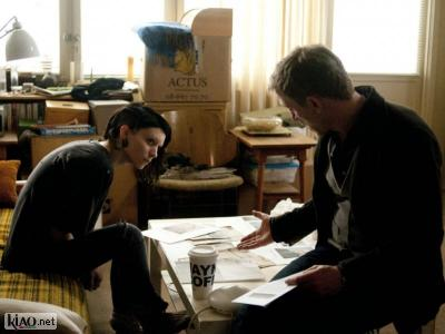 Extrait The Girl with the Dragon Tattoo