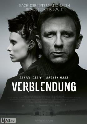 Poster_de The Girl with the Dragon Tattoo