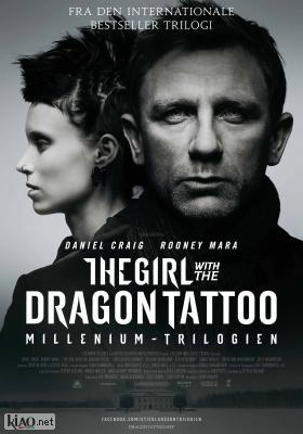 Poster_dk The Girl with the Dragon Tattoo