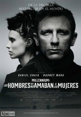 Poster_es The Girl with the Dragon Tattoo
