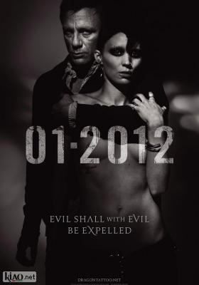 Poster_fi The Girl with the Dragon Tattoo