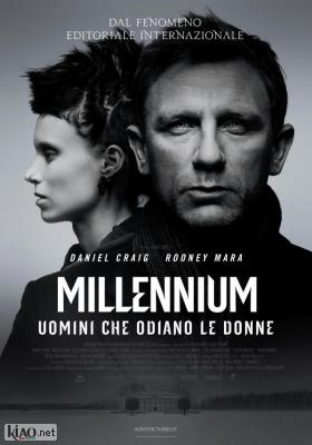 Poster_it The Girl with the Dragon Tattoo