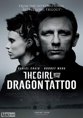 Poster_se The Girl with the Dragon Tattoo