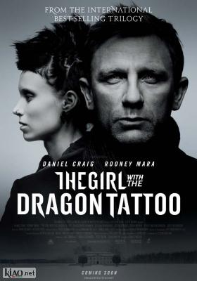 Poster_uk The Girl with the Dragon Tattoo