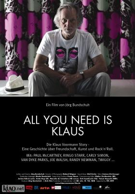 Poster_de All You Need Is Klaus