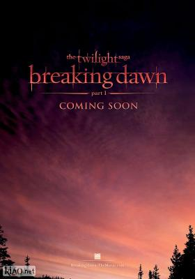Poster_se The Twilight Saga: Breaking Dawn - Part 1