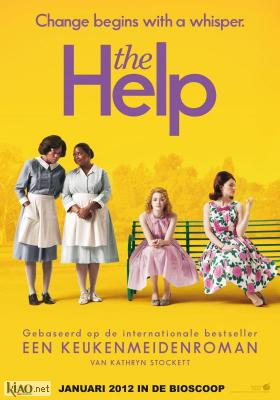 Poster_nl The Help