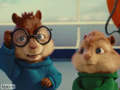 Extrait Alvin and the Chipmunks: Chip-Wrecked