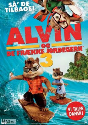 Poster_dk Alvin and the Chipmunks: Chip-Wrecked
