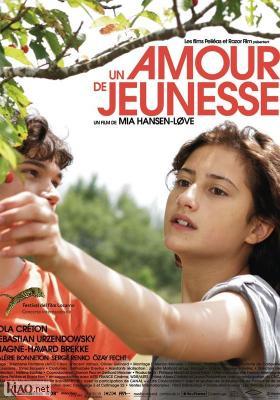 Poster_fr Un amour de jeunesse