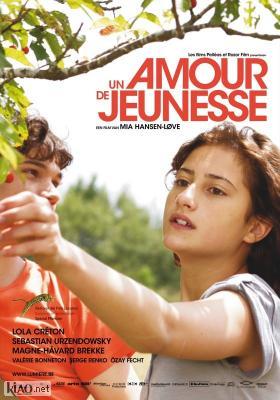 Poster_nl Un amour de jeunesse