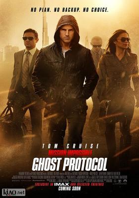 Poster_fi Mission: Impossible - Ghost Protocol