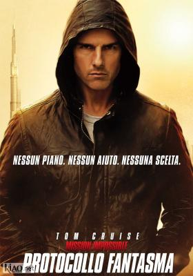 Poster_it Mission: Impossible - Ghost Protocol