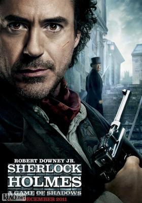 Poster_uk Sherlock Holmes: A Game of Shadows