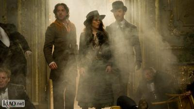 Video Sherlock Holmes: A Game of Shadows