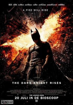 Poster_nl The Dark Knight Rises