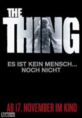 Poster_de The Thing