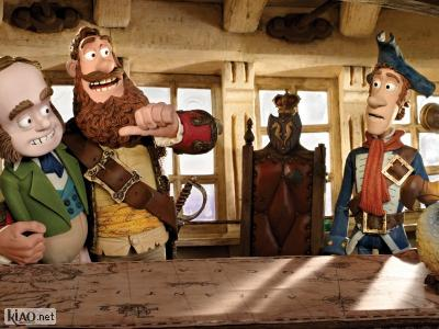 Extrait The Pirates! Band of Misfits