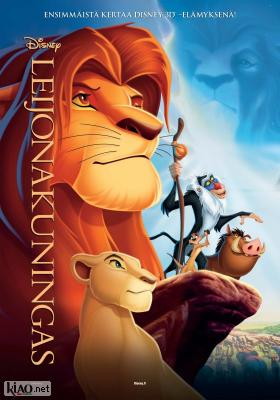 Poster_fi The Lion King