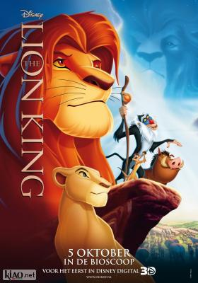 Poster_nl The Lion King