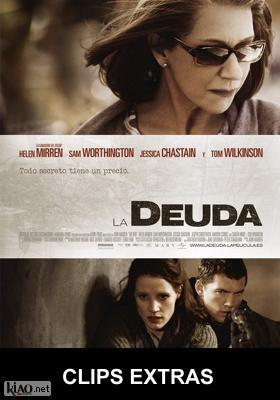 Poster_es La Deuda. Clips Extras