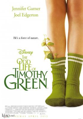 Poster_uk The Odd Life of Timothy Green