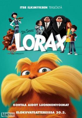 Poster_fi The Lorax