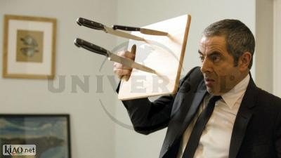Video Johnny English Returns. Clips Extra