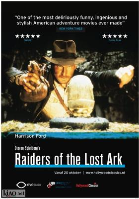 Poster_nl Raiders of the Lost Ark