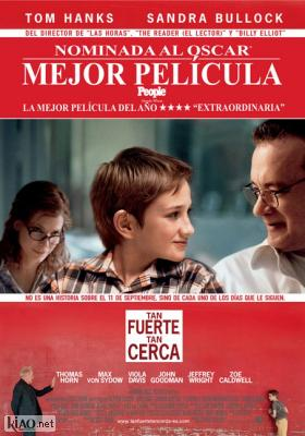 Poster_es Extremely Loud and Incredibly Close