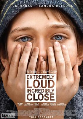 Poster_uk Extremely Loud and Incredibly Close