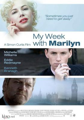 Poster_uk My Week with Marilyn