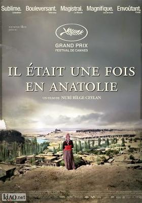 Poster_fr Once upon a time in Anatolia