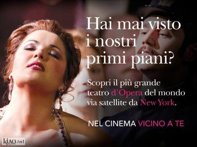 Extrait Metropolitan Opera: Live in HD