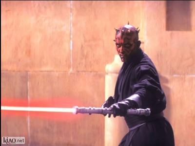 Extrait Star Wars: Episode I - The Phantom Menace 3D