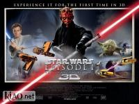 Suppl Star Wars: Episode I - The Phantom Menace 3D
