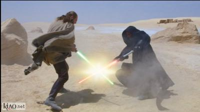 Video Star Wars: Episode I - The Phantom Menace 3D