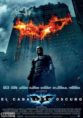 Poster_es The Dark Knight