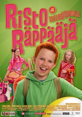 Poster_fi Risto Räppääjä ja viileä Venla