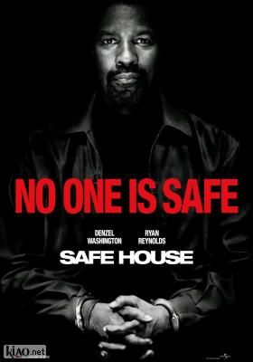 Poster_uk Safe House